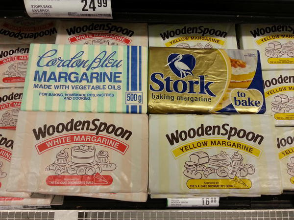 Margarines Available in South Africa