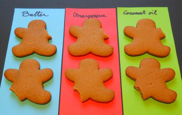 Taste-Tested Gingerbread