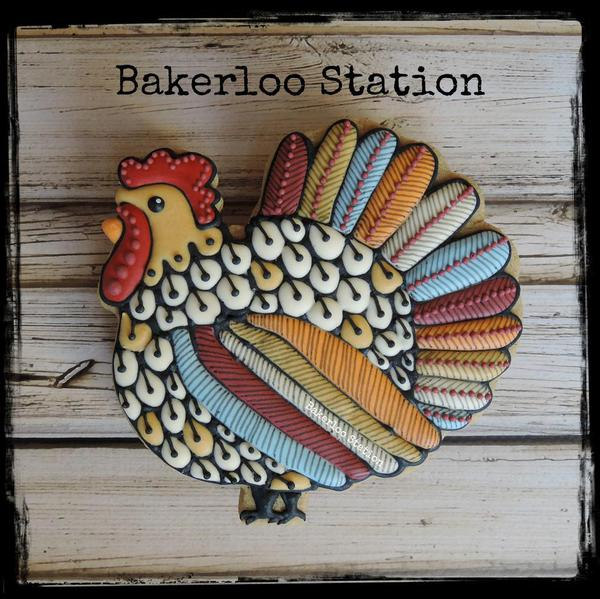#1 - Glorious Turkey by Bakerloo Station