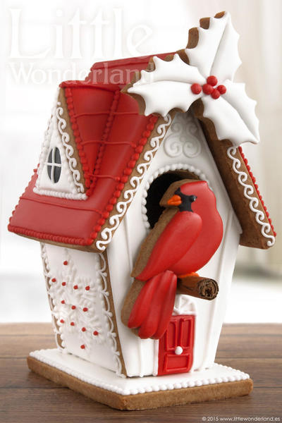 #4 - Gingerbread House by My Little Wonderland