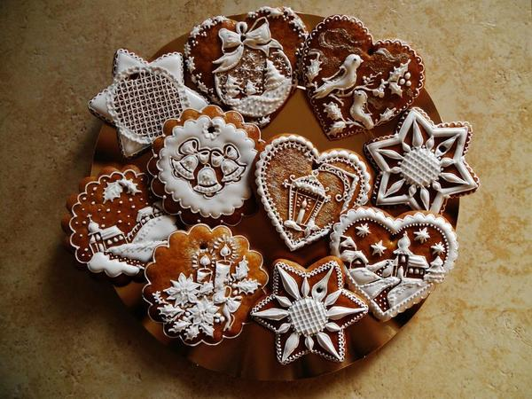 #7 - Christmas Cookies by Dalla Via Jana