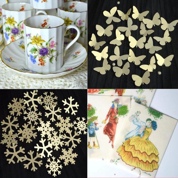 Wickstead's Eat Me Royal Gold Mistletoe Coffee Gift Set