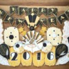 #2 - Art Deco-Inspired New Year 2016: By Fernwood Cookie