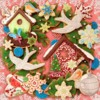 Christmas Wreath - Springbok Puzzle Cover Image: Cookies by Rebecca Weld