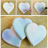 Mother-of-Pearl Effect Collage: Photo and Cookies by Honeycat Cookies