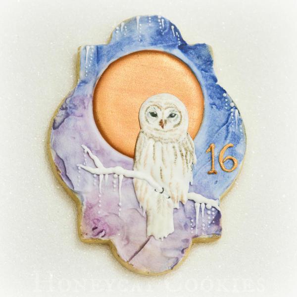 #10 - Advent Calendar Cookie
