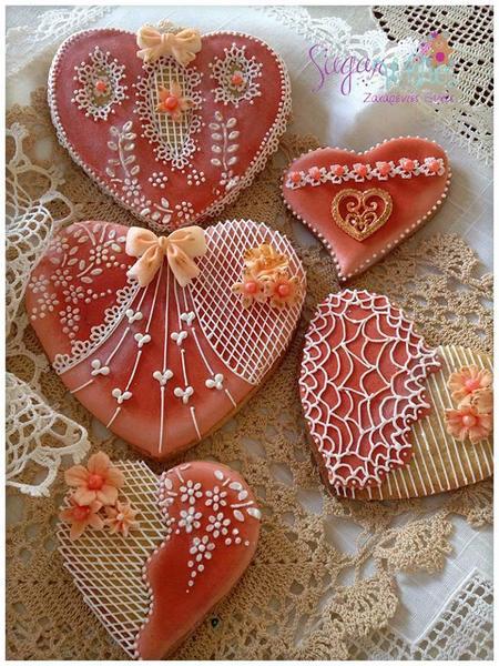 #7 - Hearts by Tina at Sugar Wishes