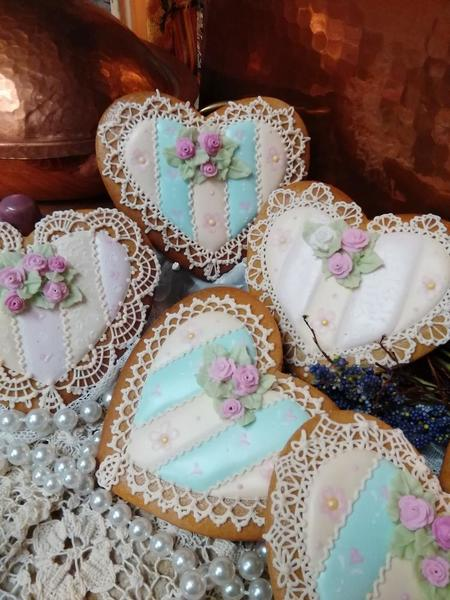 #8 - Lacy Valentines by Teri Pringle Wood