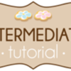 Intermediate Tutorial Banner: Graphic Design by Pretty Sweet Designs