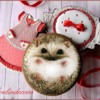 Hedgehog Set, Evelin's Personal Favorite: Cookies and Image by Evelindecora