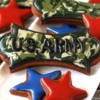 Camouflage Set: Cookies and Image by LilaLoa