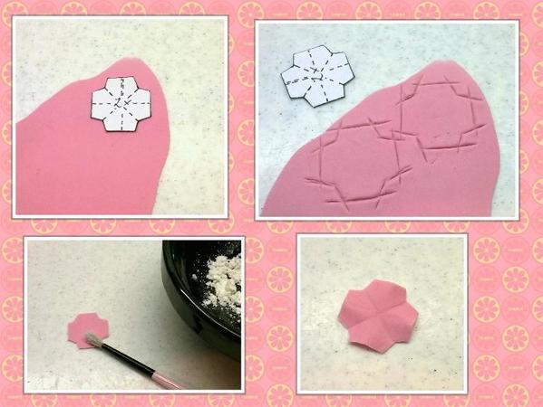 Blossom Collage #1
