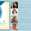 2015 Cookiers' Choice Awards Judges: Photos Courtesy of Cookiers Listed; Graphic Design by Pretty Sweet Designs and Julia M Usher
