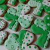 #10 - Patchwork Shamrocks: By Blue-Eyed Bakery
