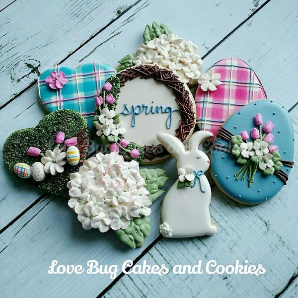 #5 - Spring! by Love Bug Cookies