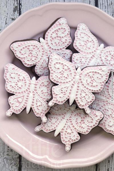 #9 - Lace Butterflies by Little Wonderland