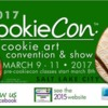 CookieCon 2017 Site Banner: Image Courtesy of CookieCon