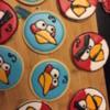 Angry Bird Cookies: BY Cariteacher