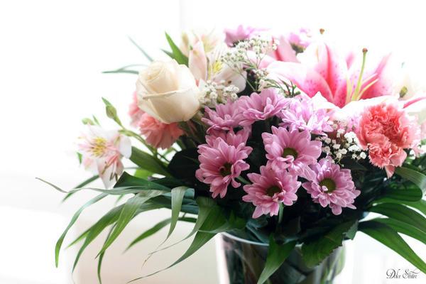 Flowers for Mom: