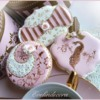 #1 - High Tea Party Cookies: By Evelindecora