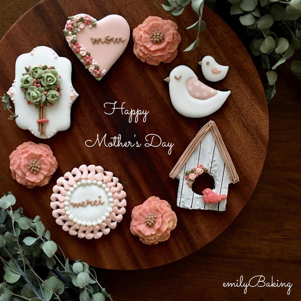 #9 - Mothers' Day by emilybaking
