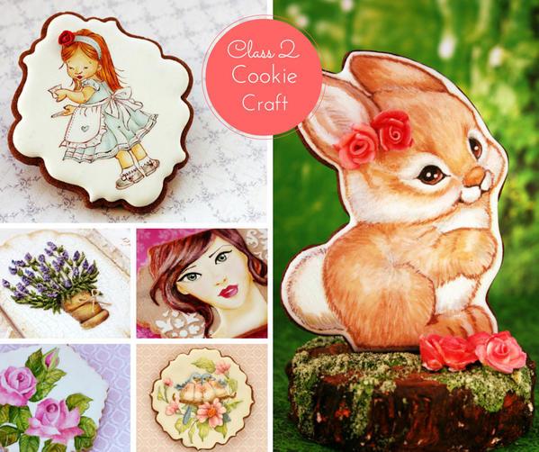 Class 2- Cookie Craft