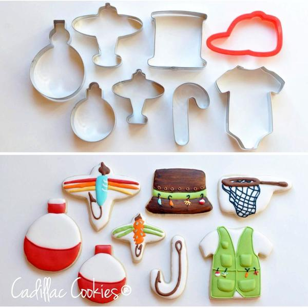 #1 - Gone Fishin by Cadillac Cookies
