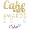 Cake Masters Magazine 2016 Awards Banner: Courtesy of Cake Masters Magazine