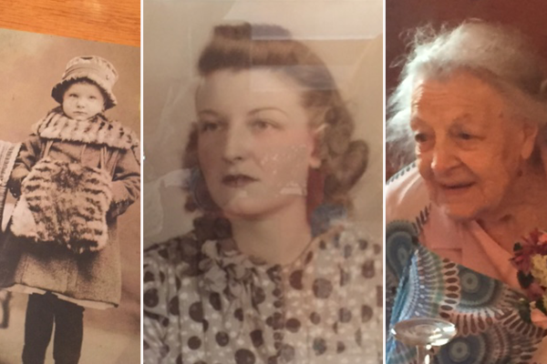 Gramma Thru Years