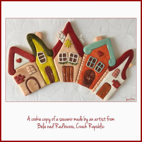 #4 - Five Little Czech Houses by Manu