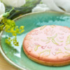 Shabby Chic Summer Garden Cookie: Cookie and Photo by Honeycat Cookies
