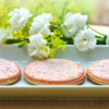 Shabby Chic Summer Garden Cookies: Cookies and Photo by Honeycat Cookies
