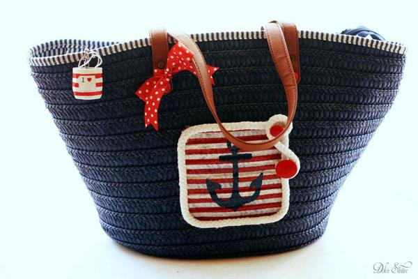 My Navy - style bag