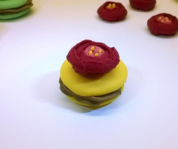 Macaron Step 3