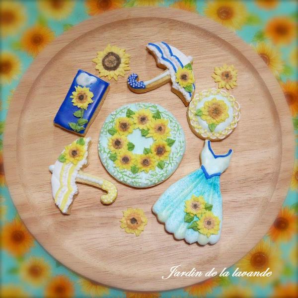 #5 - Sunflowers by Jardin de la lavande