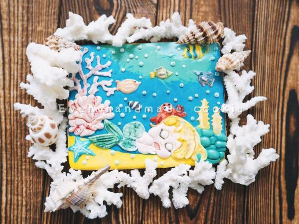 #6 - Sleeping Little Mermaid by Even