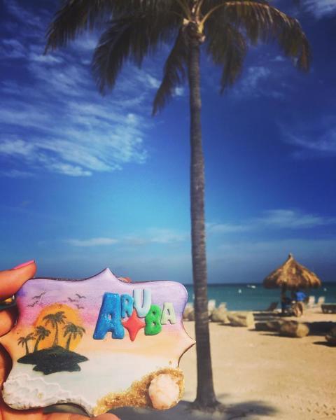 #10 - Aruba, the Happy Island! by Chu-A-Cookie