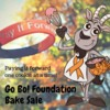 Go Bo! Foundation Bake Sale Banner: Banner Courtesy of Jill FCS