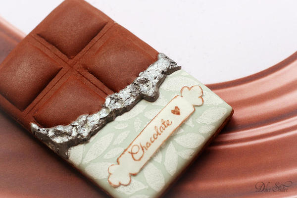 Get Inspired with Dolce Sentire- I love Chocolate2