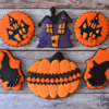 #4 - Halloween Cookies: By Gingerland