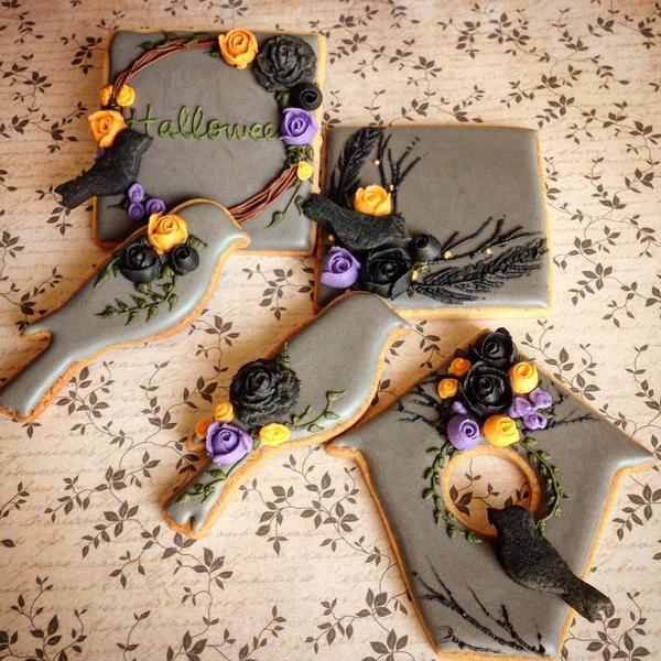 #5 - Halloween Cookies by hikainmel (vert)