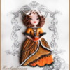 #10 - The Pumpkin Doll: By Evelindecora