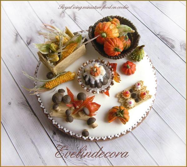 #8 - Miniature Food by Evelindecora