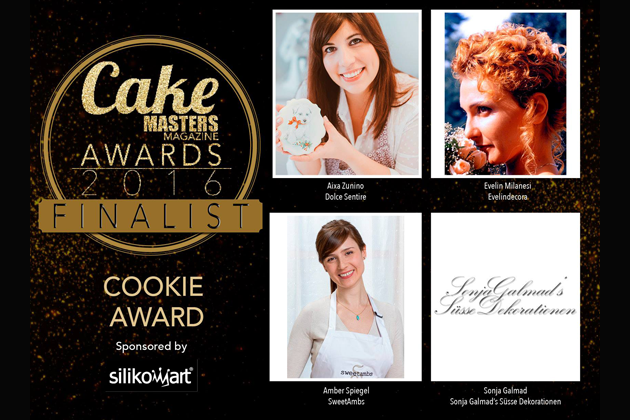 Cake Masters Awards Winners