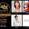 2016 Cake Masters Cookie Award Finalists Banner: Courtesy of Cake Masters Magazine