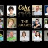 2016 Cake Masters Awards Judging Panel: Courtesy of Cake Masters Magazine