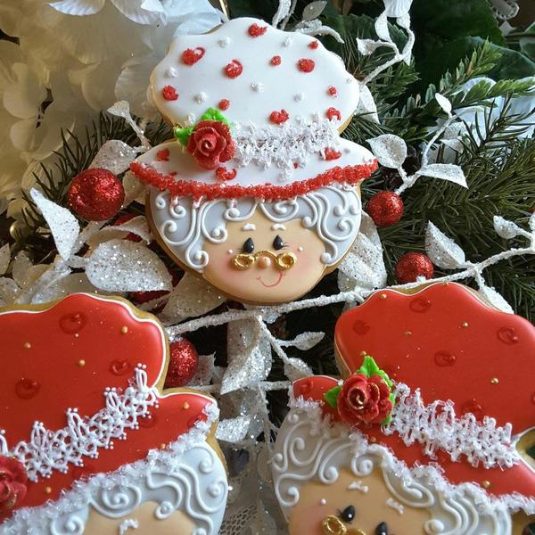 #9 - Mrs. Claus by Teri Pringle Wood