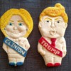 Hillary and Trump Molds: Molds and Photo by Artesão Molds