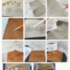 Copper Mold-Making Process Collage: Photo Collage by Manu