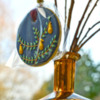 Hanging Pear Tree Christmas Bauble Cookie - All Done!: Photo and Cookies by Honeycat Cookies